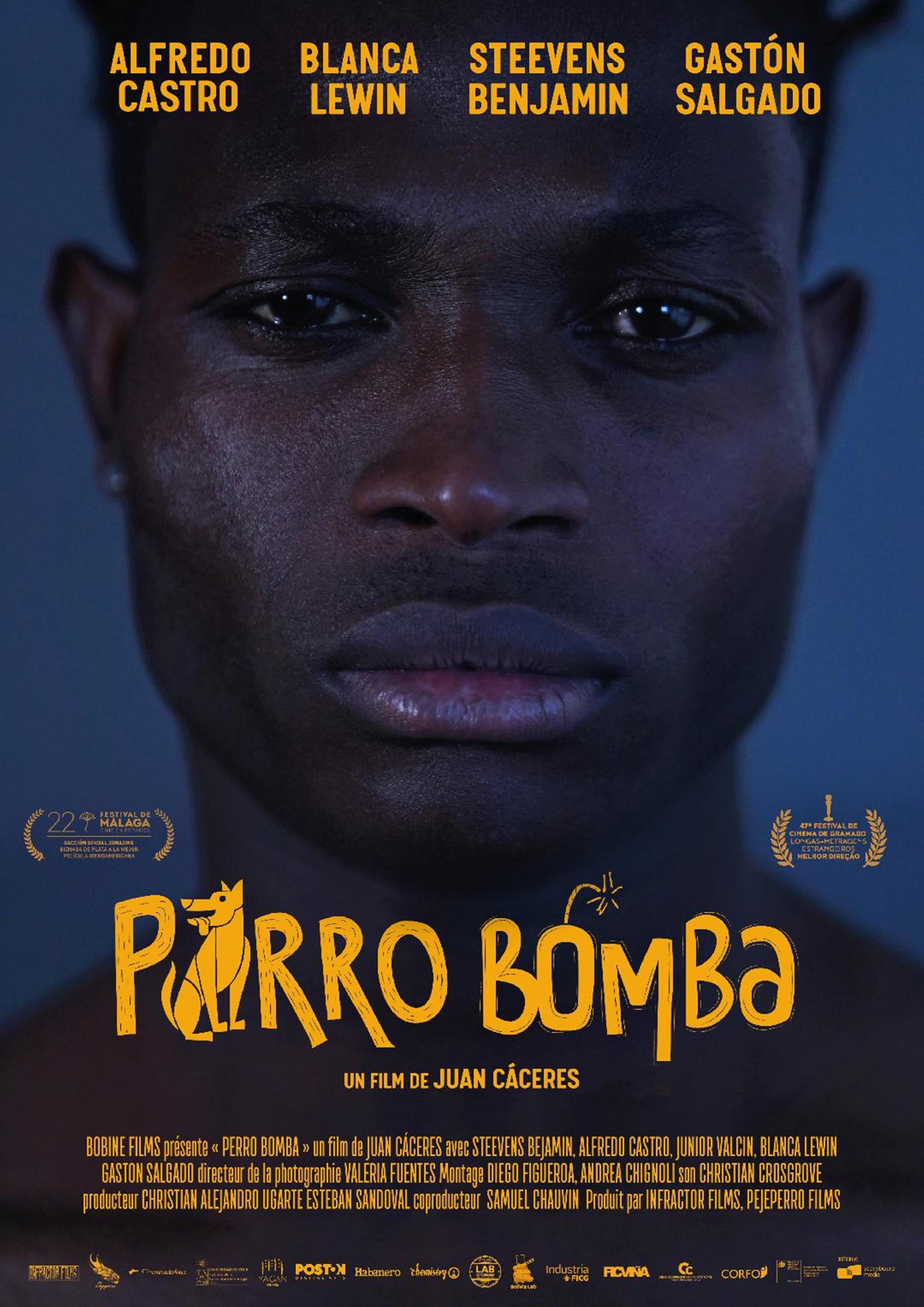 Perro Bomba - Film (2020)