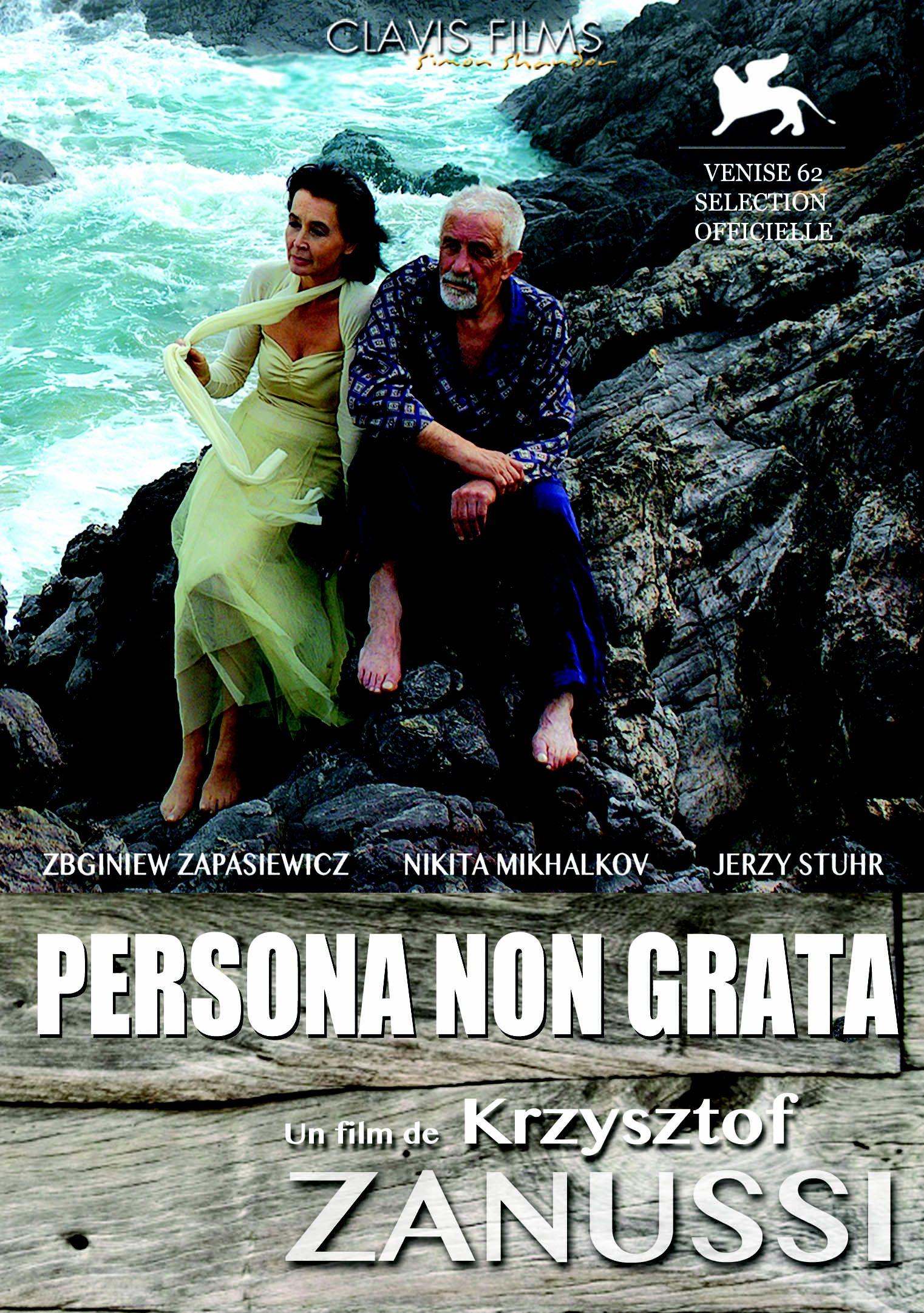 Persona non grata - Film (2005)