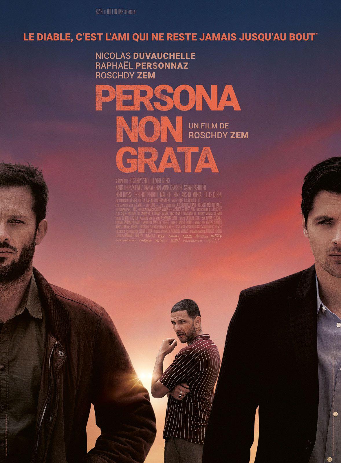 Persona non grata - Film (2019)