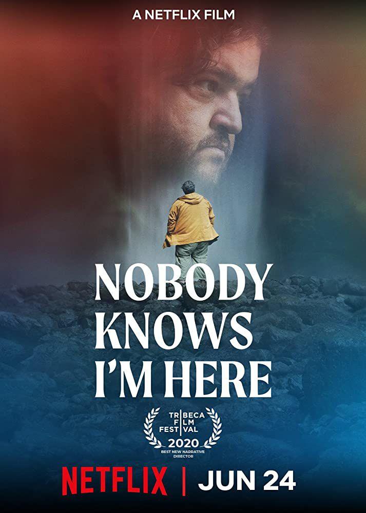 Personne ne sait que je suis là - Film (2020)