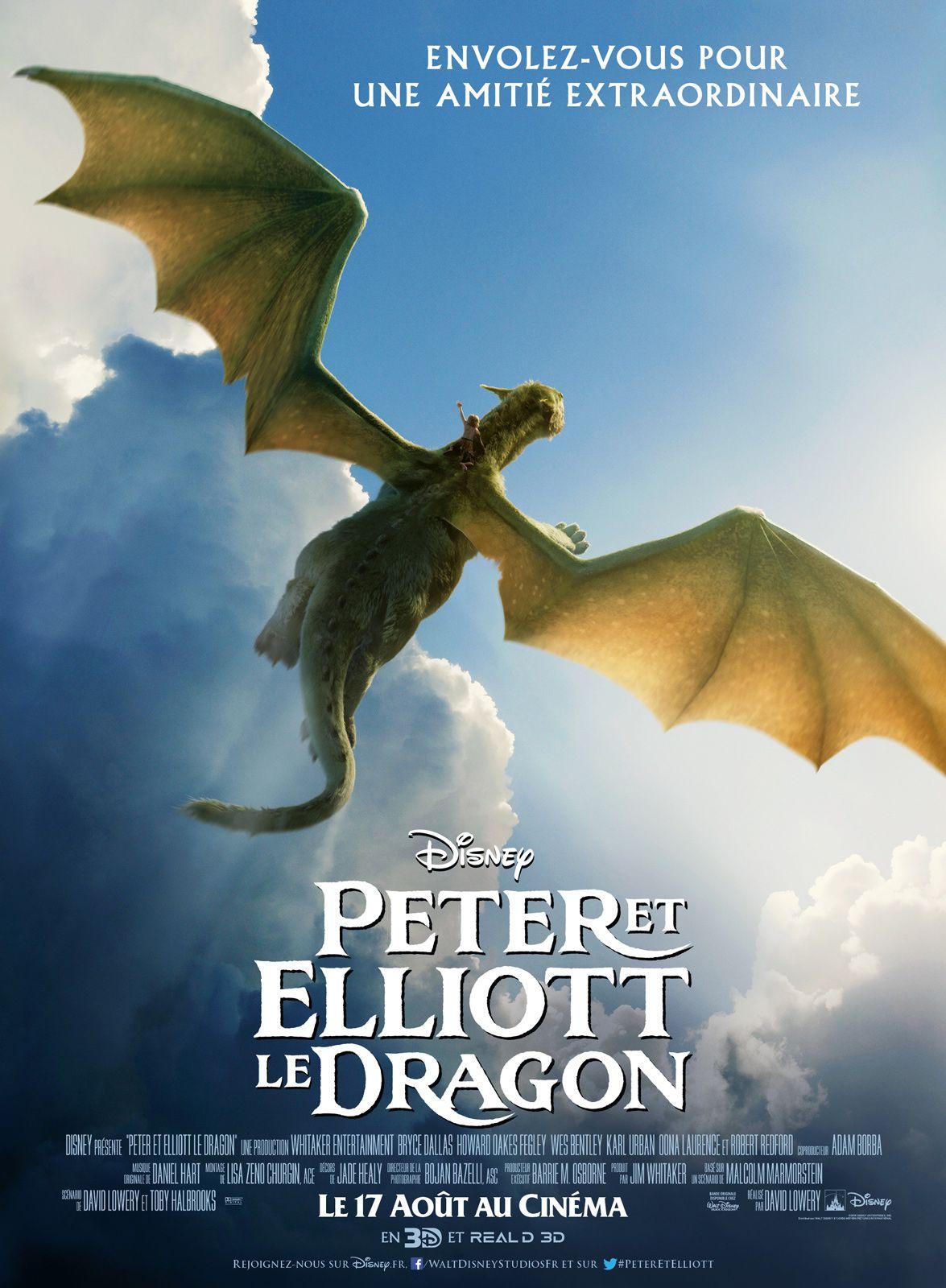 Peter et Elliott le Dragon - Film (2016)