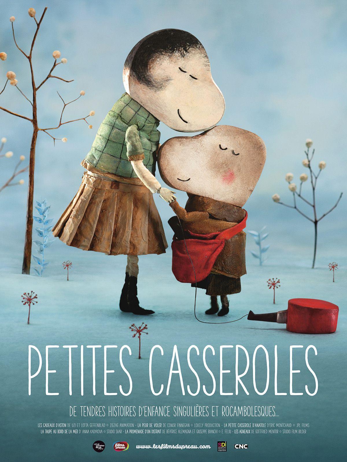 Petites casseroles - Long-métrage d'animation (2015)