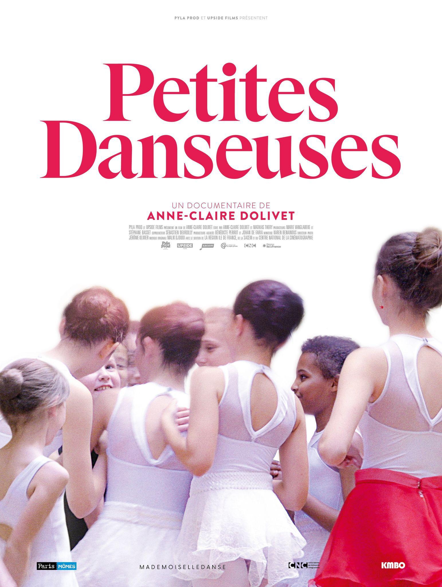 Petites danseuses - Documentaire (2020)