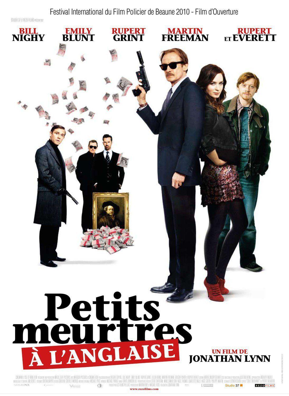 Petits meurtres à l'anglaise - Film (2010)