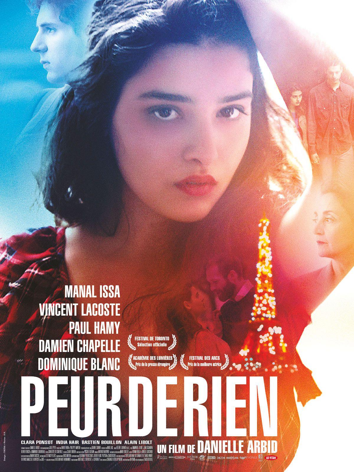 Peur de rien - Film (2016)