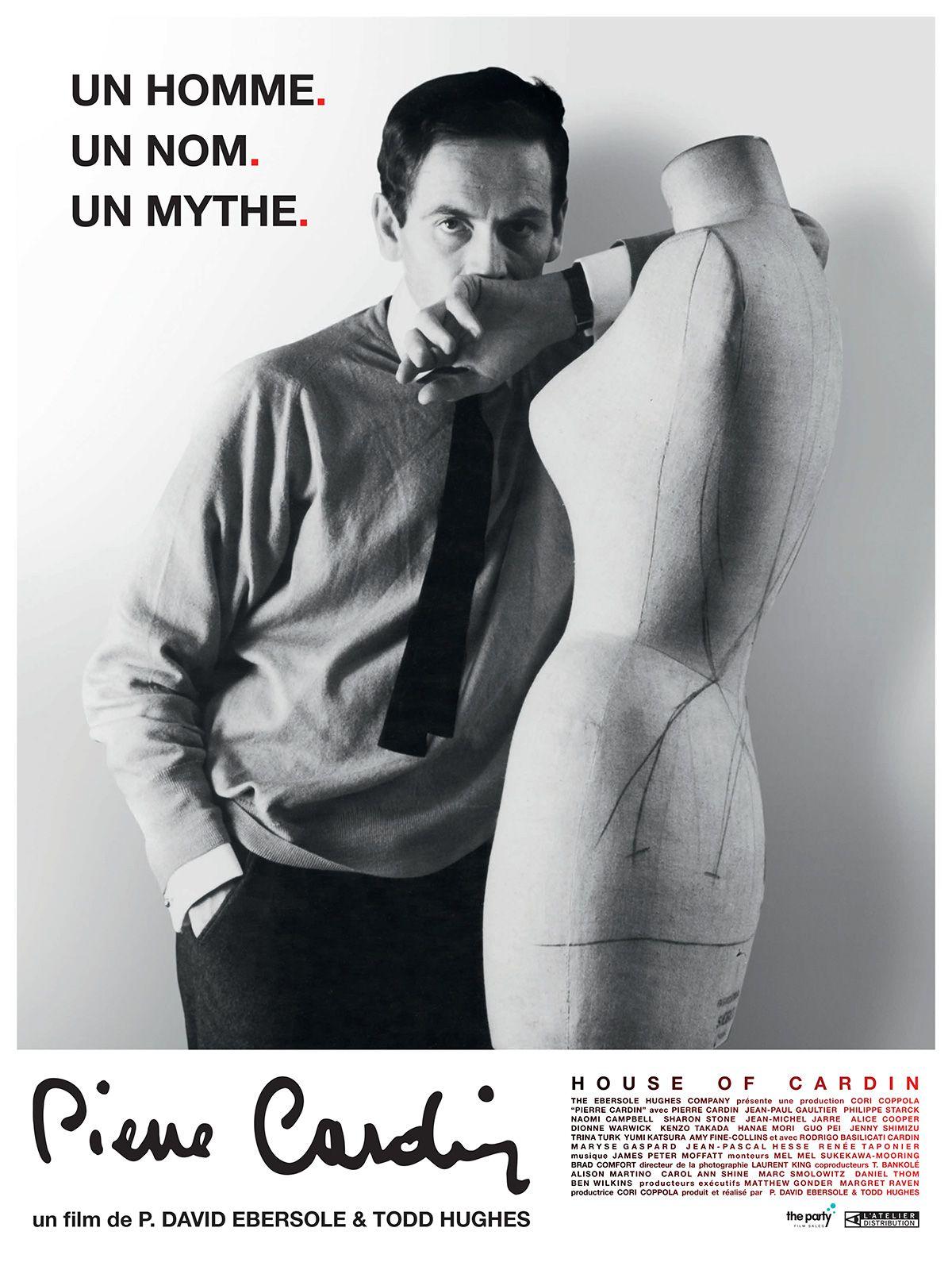 Pierre Cardin - Documentaire (2020)
