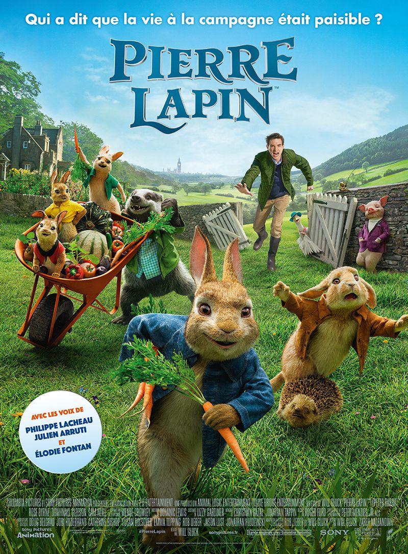 Pierre Lapin - Film (2018)