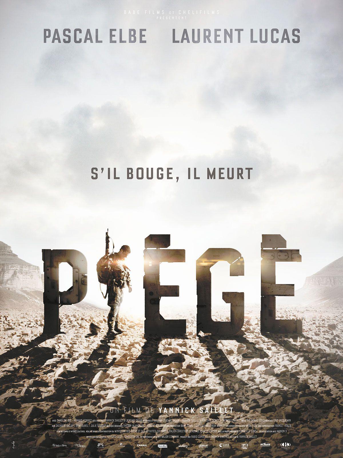 Piégé - Film (2014)