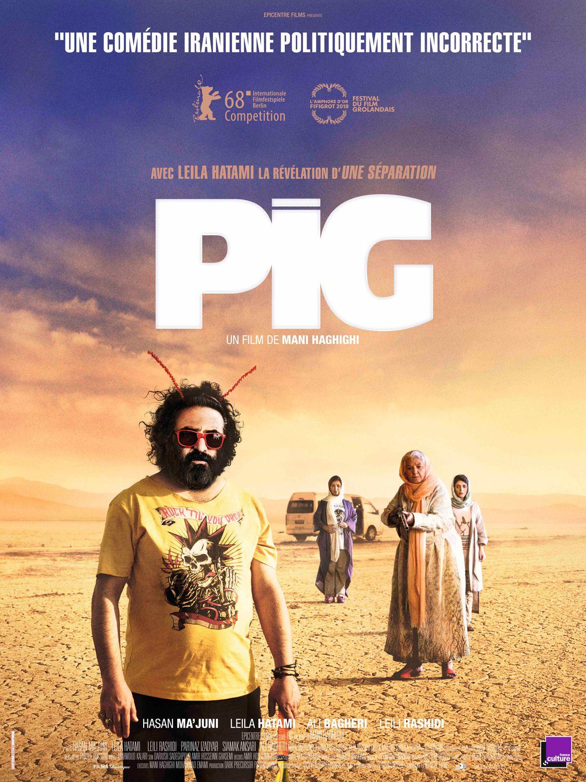 Pig - Film (2018)