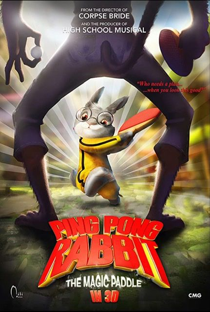 Ping Pong Rabbit - Long-métrage d'animation (2016)