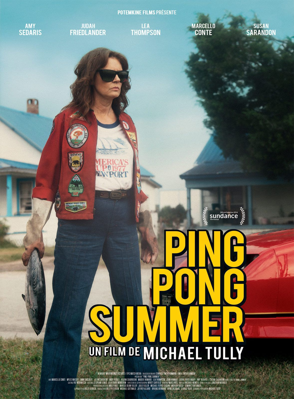 Ping Pong Summer - Film (2014)