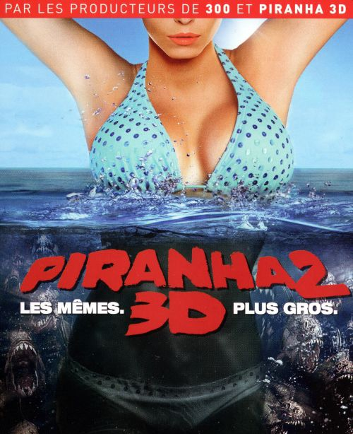 Piranha 2 3D - Film (2012)