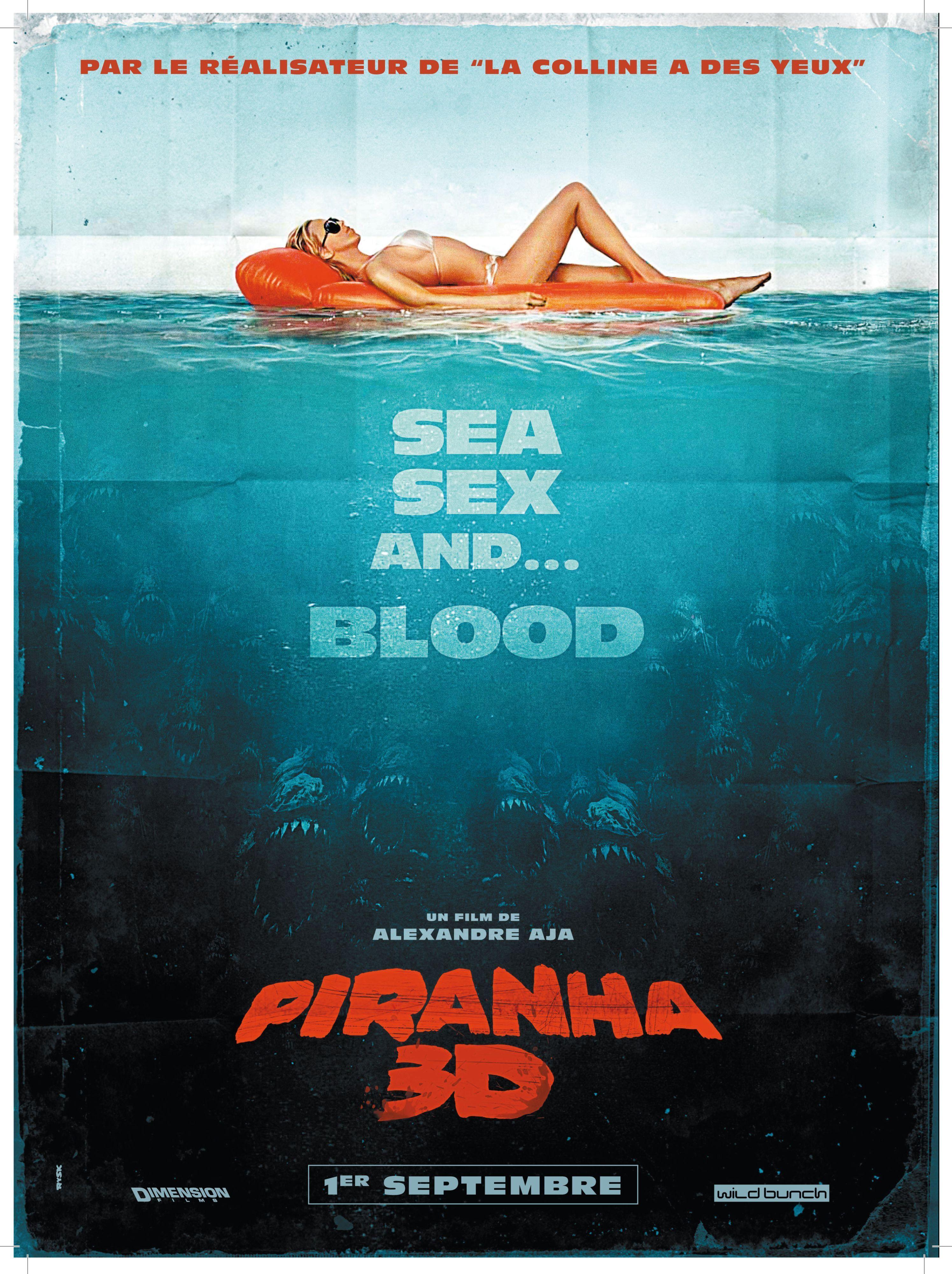 Piranha 3D - Film (2010)