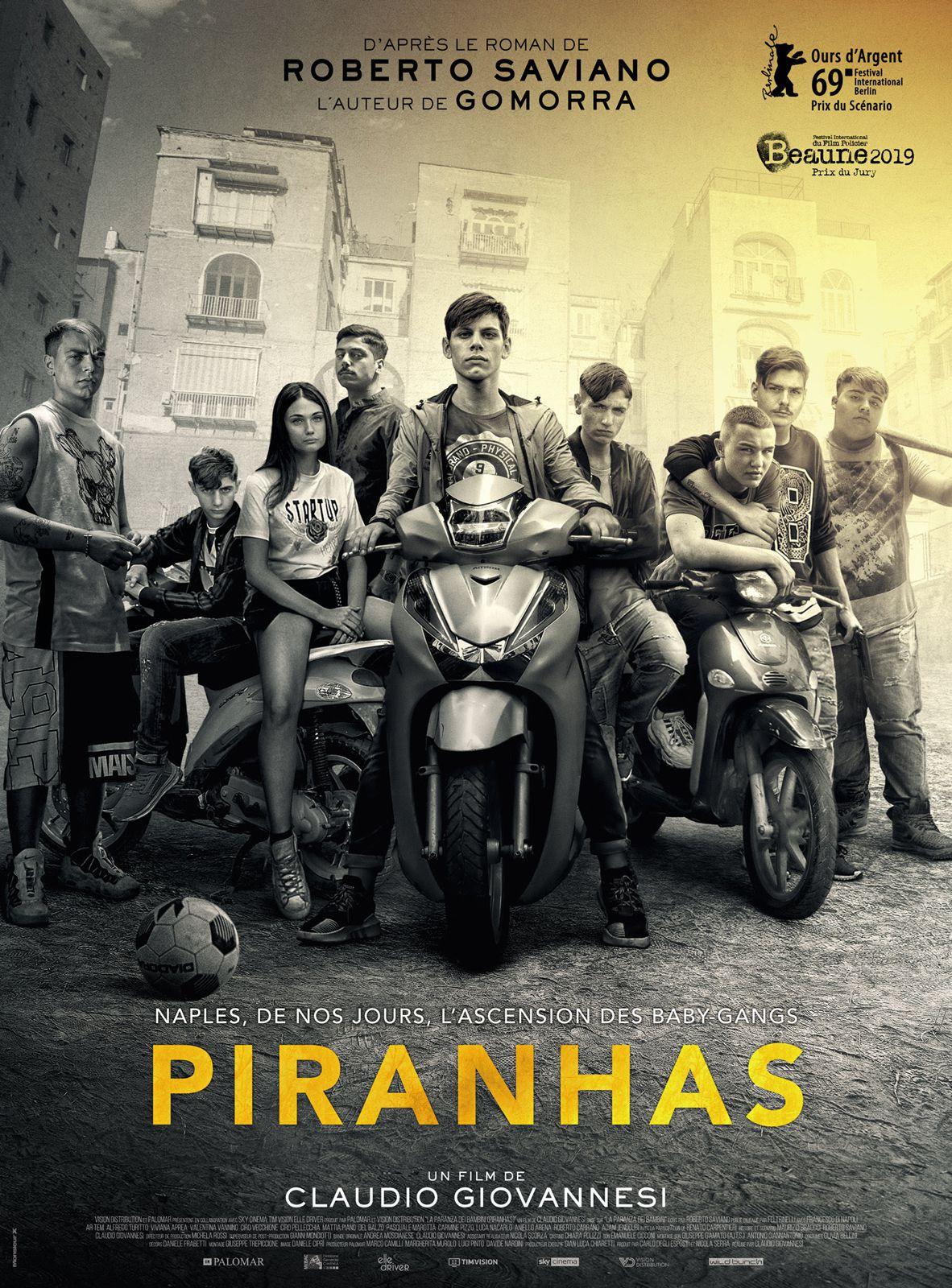 Piranhas - Film (2019)