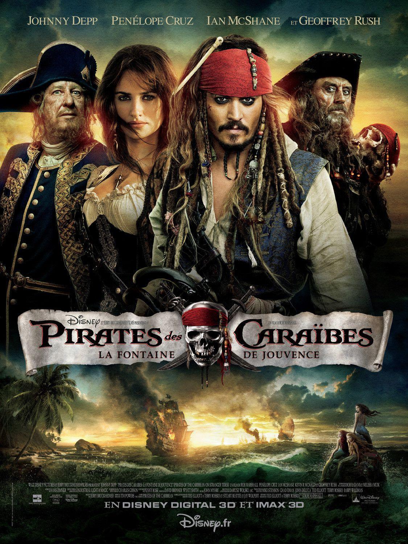 Pirates des Caraïbes : La Fontaine de Jouvence - Film (2011)