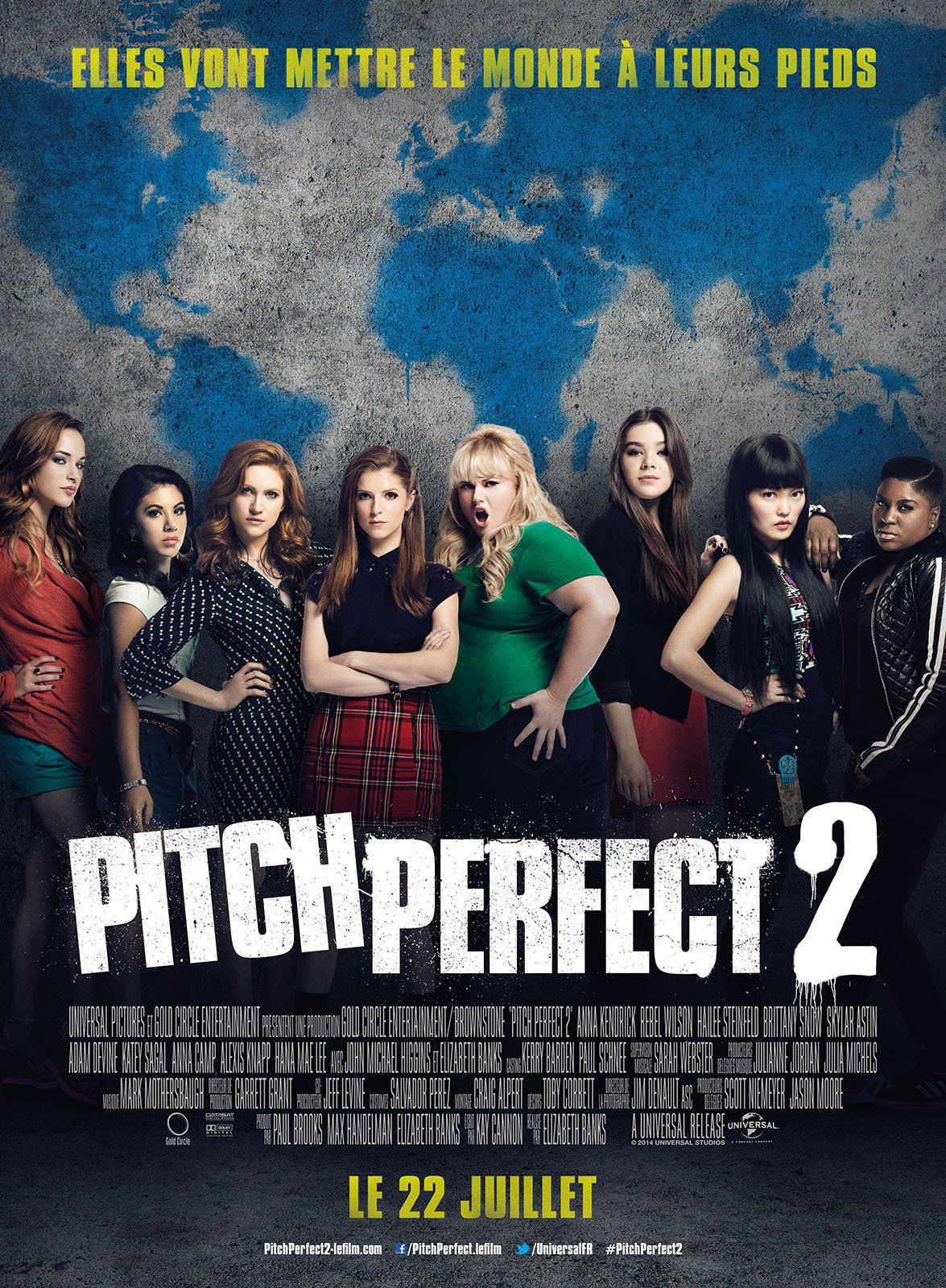Pitch Perfect 2 - Film (2015)