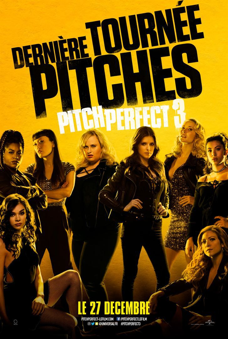 Pitch Perfect 3 - Film (2017)