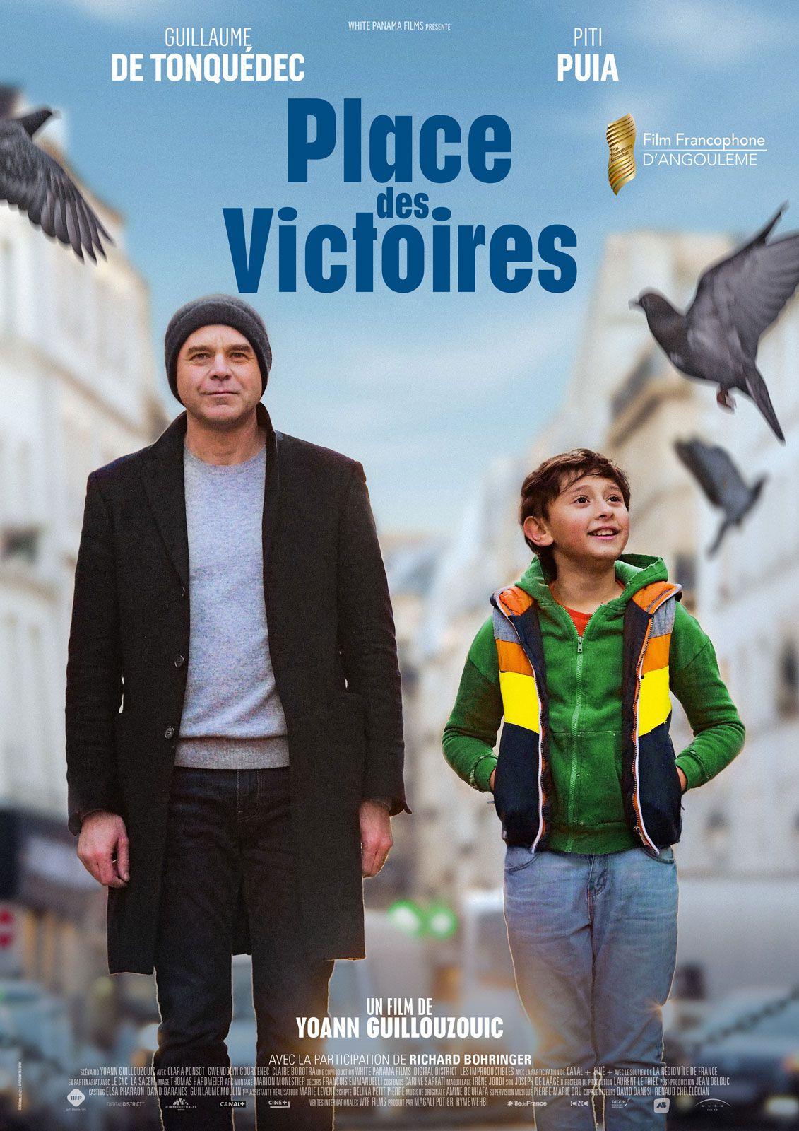 Place des Victoires - Film (2019)