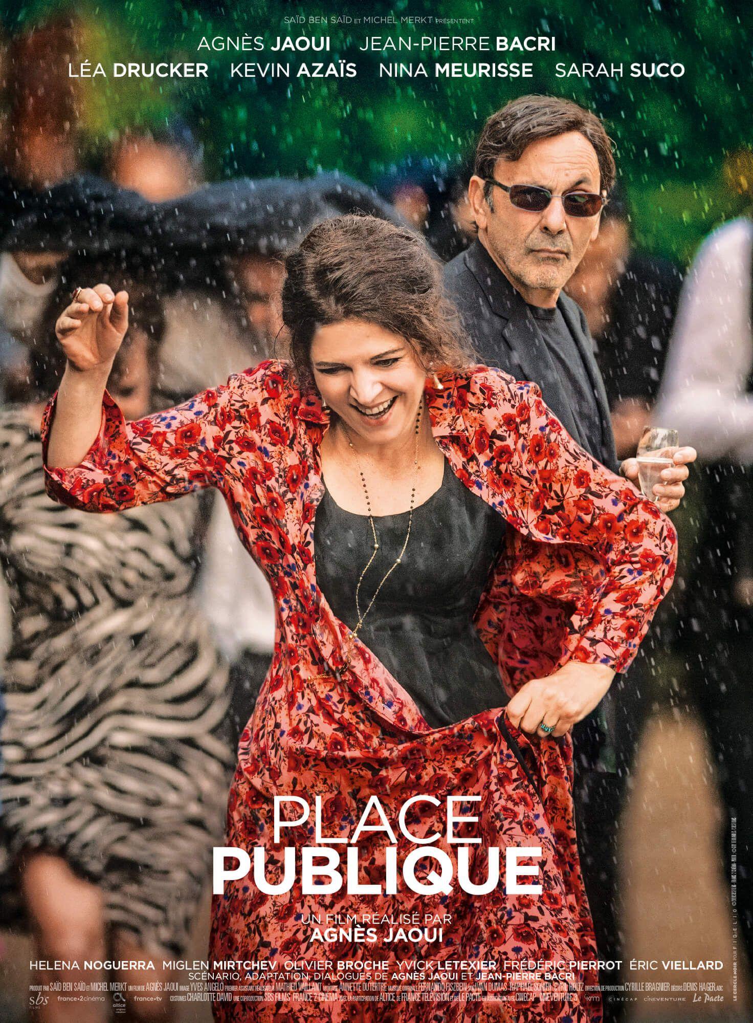 Place publique - Film (2018)