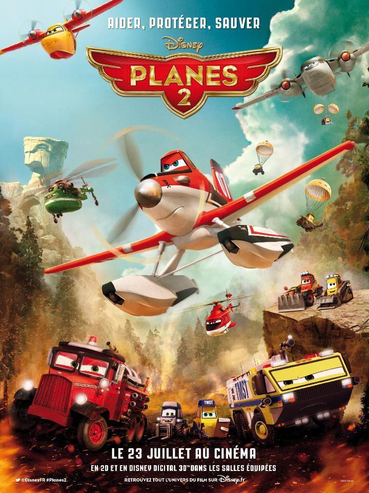 Planes 2 - Long-métrage d'animation (2014)