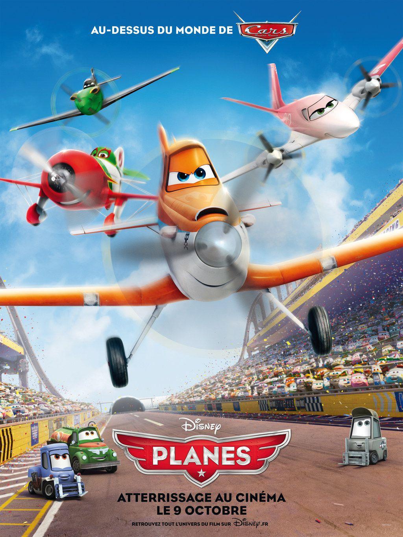 Planes - Long-métrage d'animation (2013)