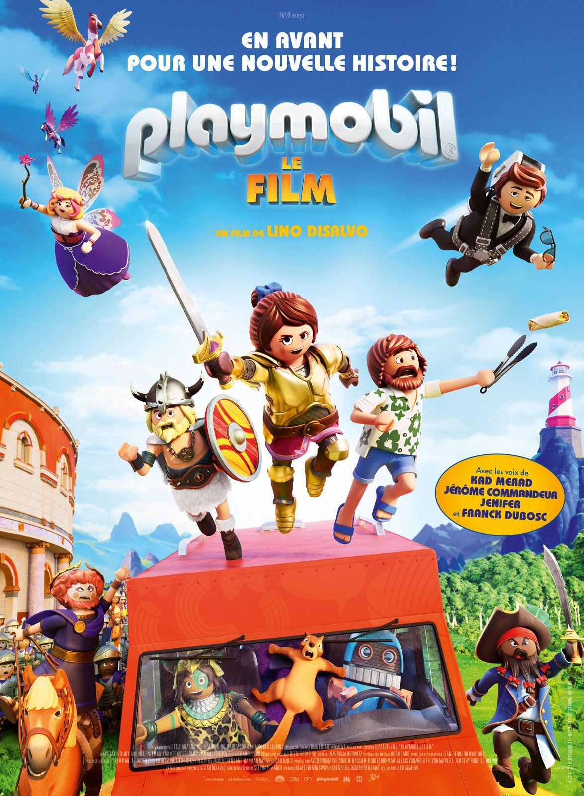 Playmobil, le film - Long-métrage d'animation (2019)