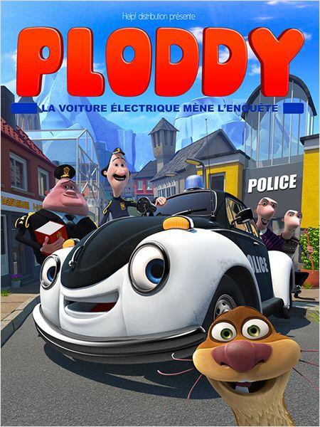 Ploddy - La voiture électrique mène l'enquête - Film (2009)