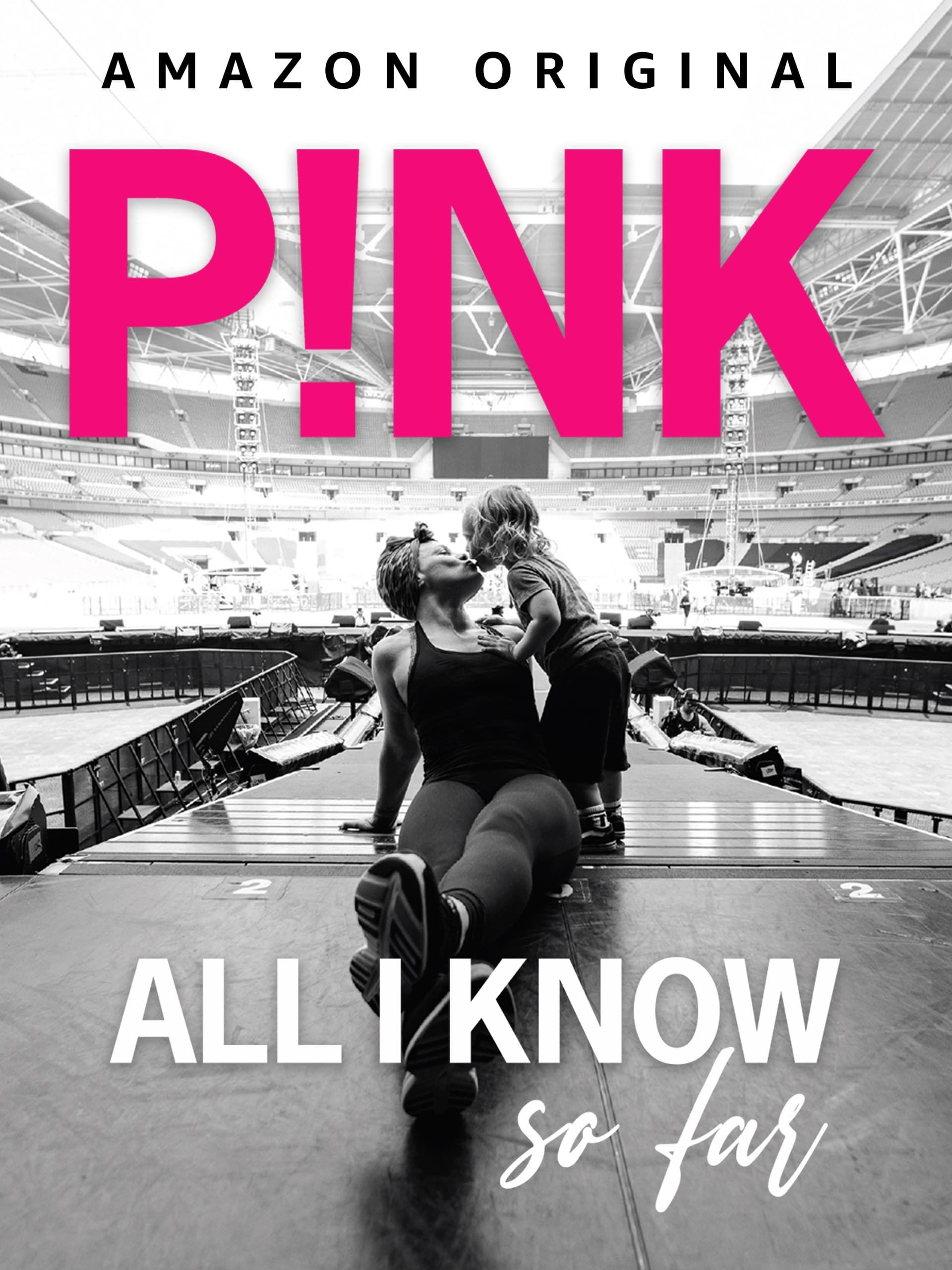 P!nk: All I Know So Far - Documentaire (2021)