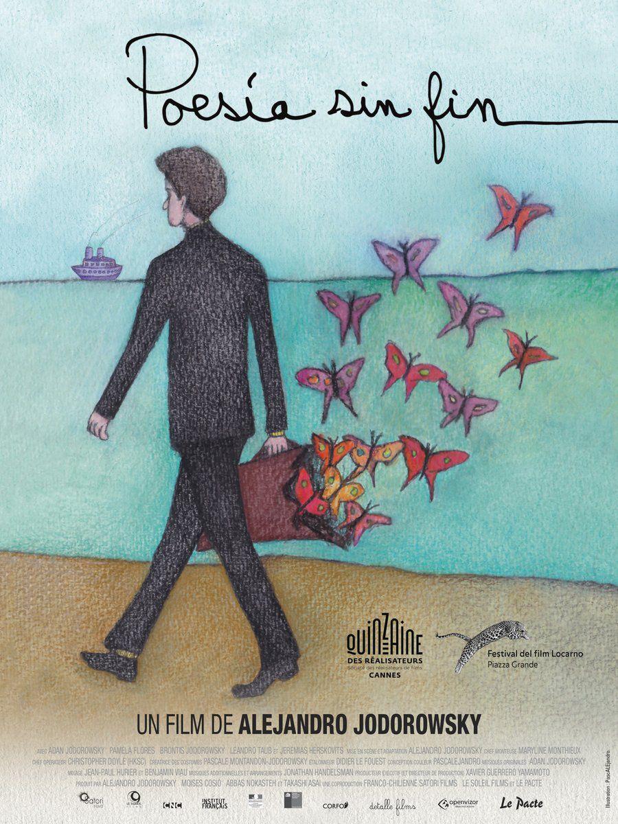 Poesía sin fin - Film (2016)