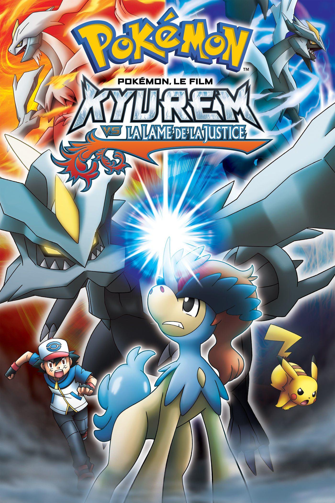 Pokémon 15 : Kyurem contre la Lame de la justice - Long-métrage d'animation (2012)