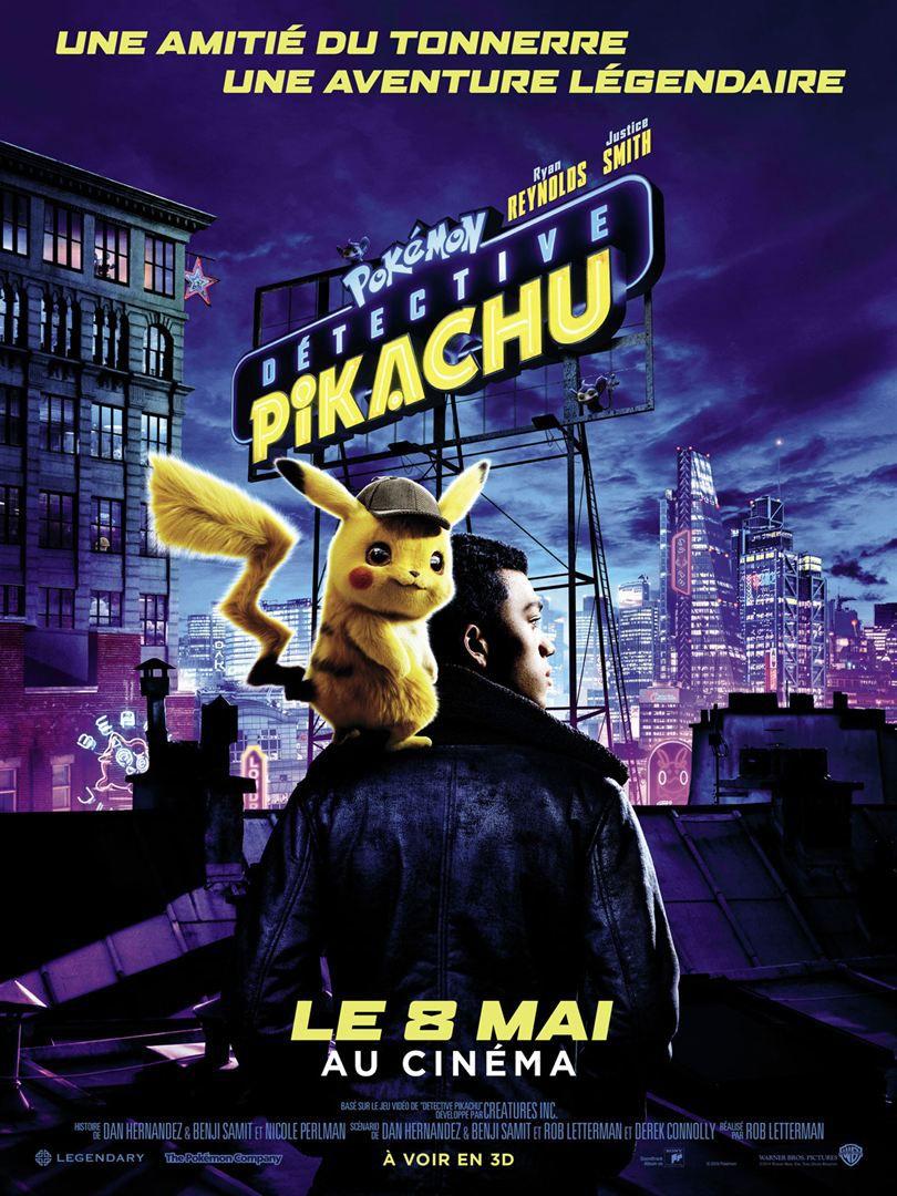 Pokémon Détective Pikachu - Film (2019)