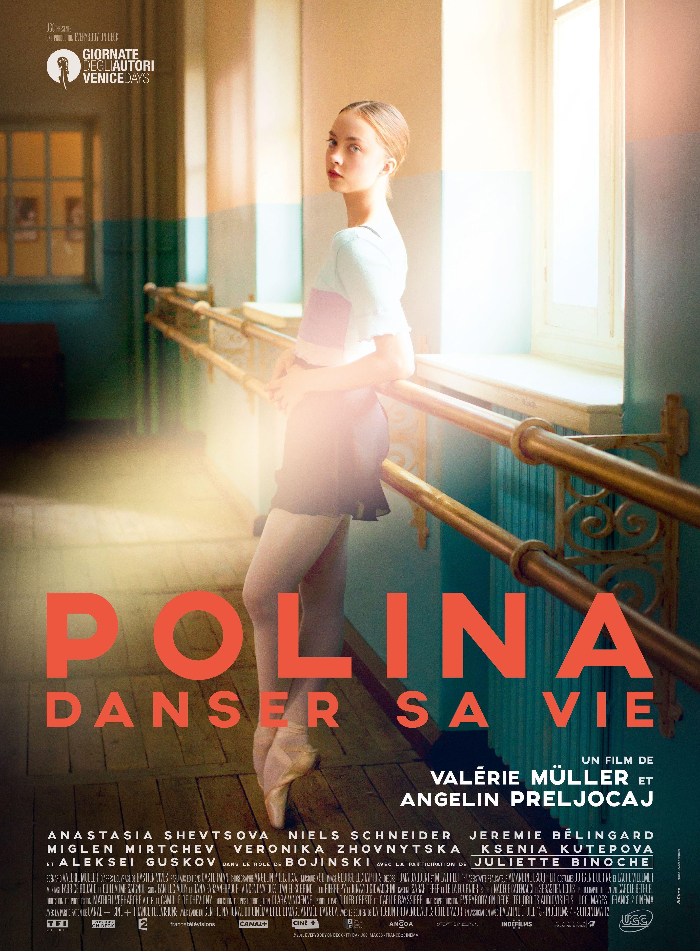 Polina, danser sa vie - Film (2016)