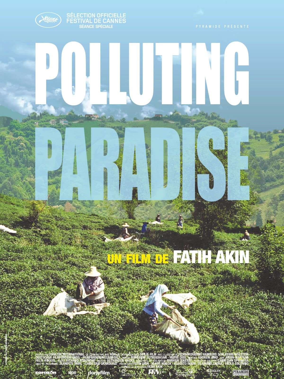 Polluting Paradise - Documentaire (2012)
