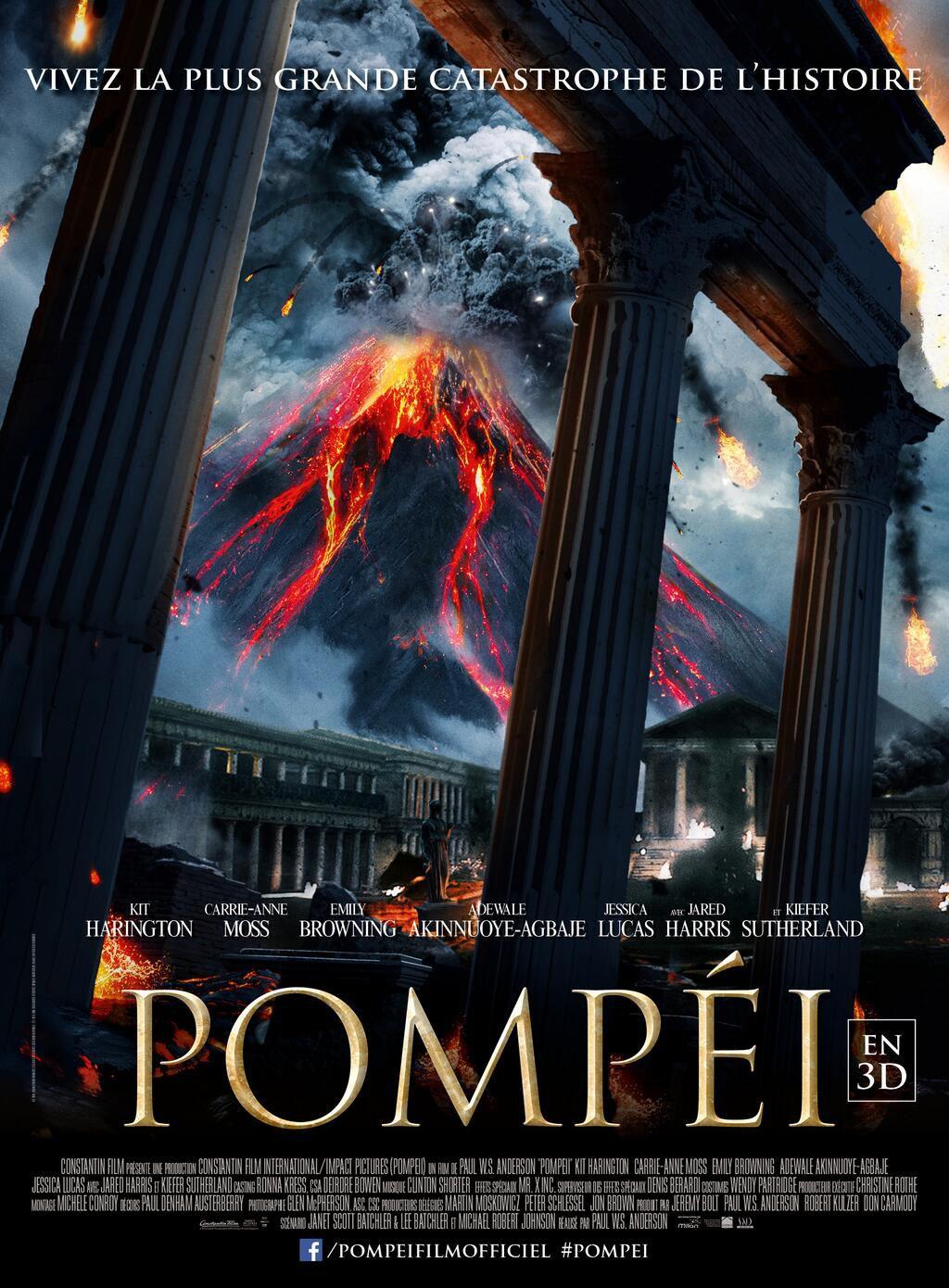 Pompéi - Film (2014)