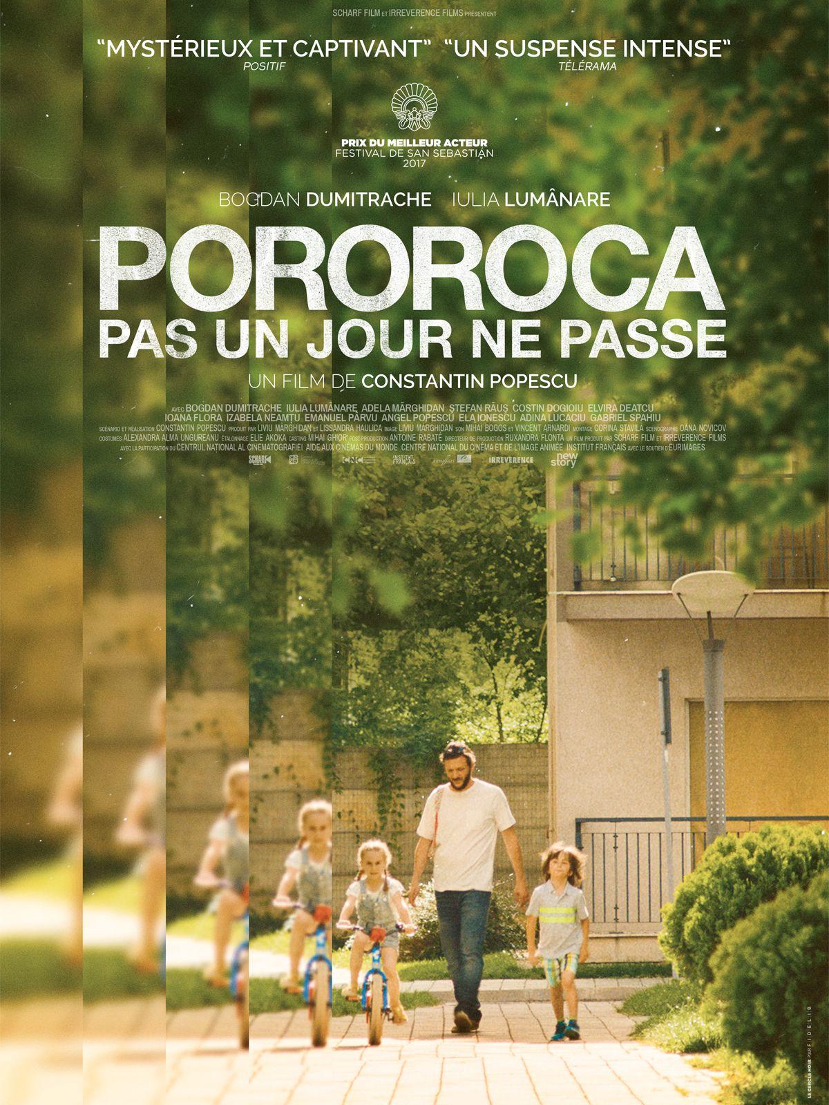 Pororoca, pas un jour ne passe - Film (2018)