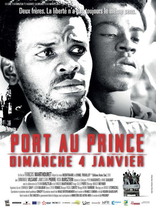 Port-au-Prince, Dimanche 4 janvier - Film (2015)