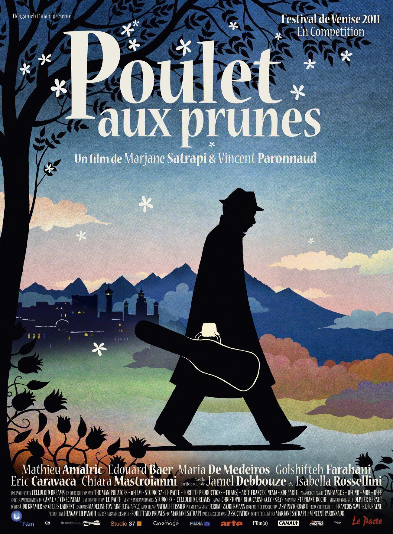 Poulet aux prunes - Film (2011)