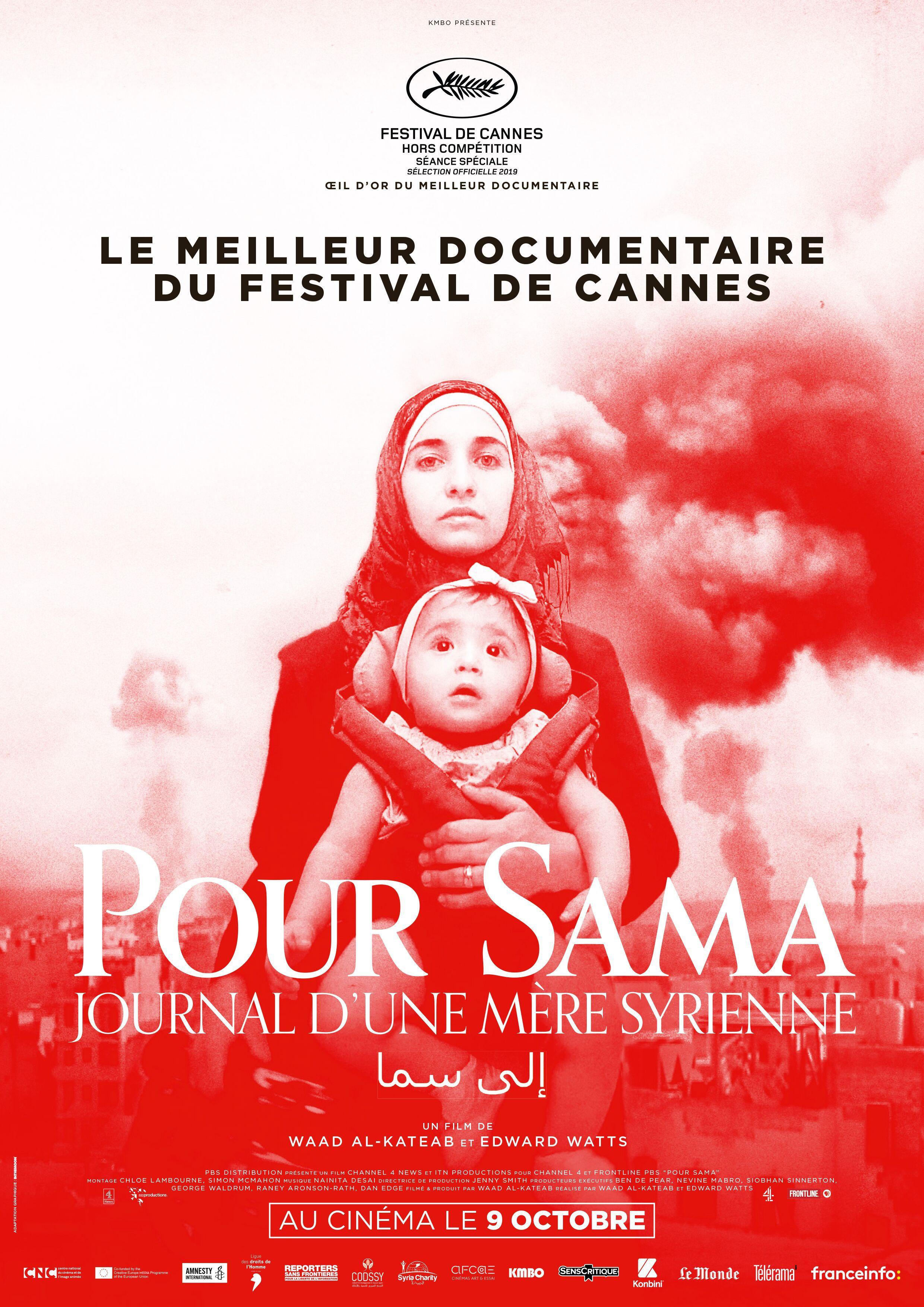 Pour Sama - Documentaire (2019)