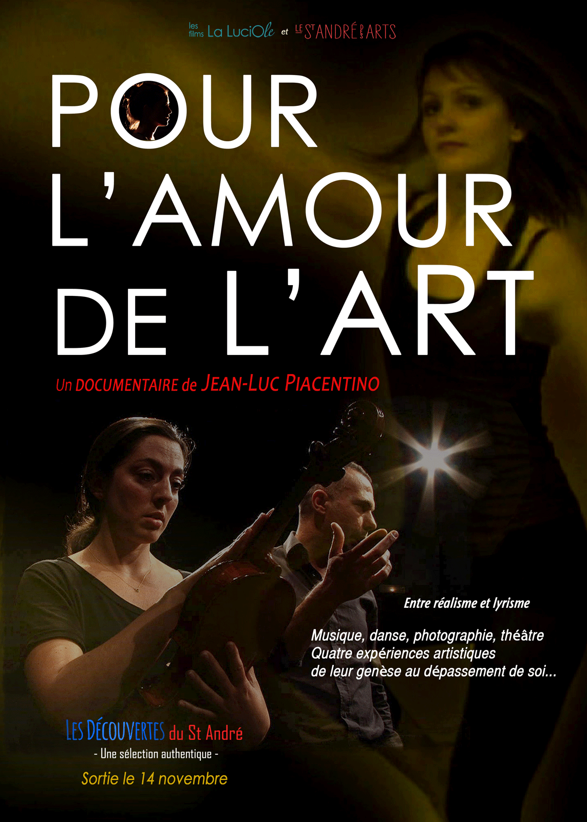 Pour l'amour de l'art - Documentaire (2018)