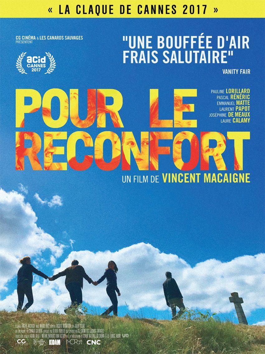 Pour le réconfort - Film (2017)