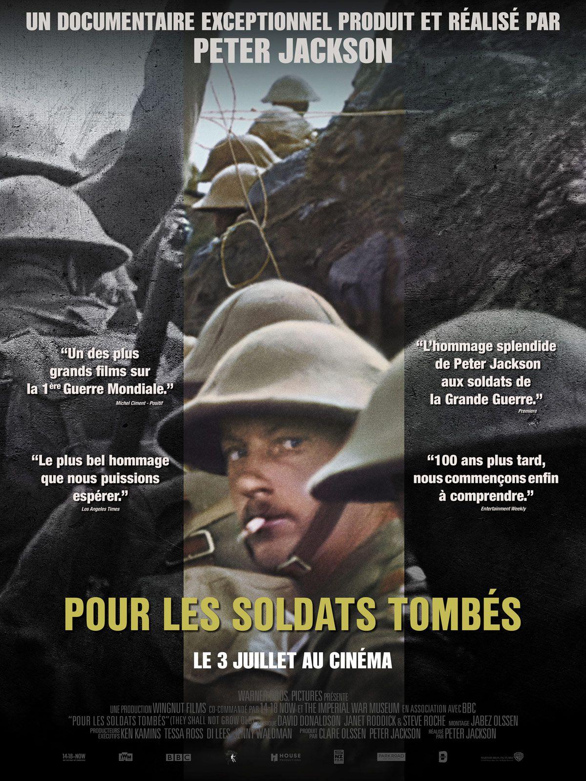 Pour les soldats tombés - Documentaire (2019)