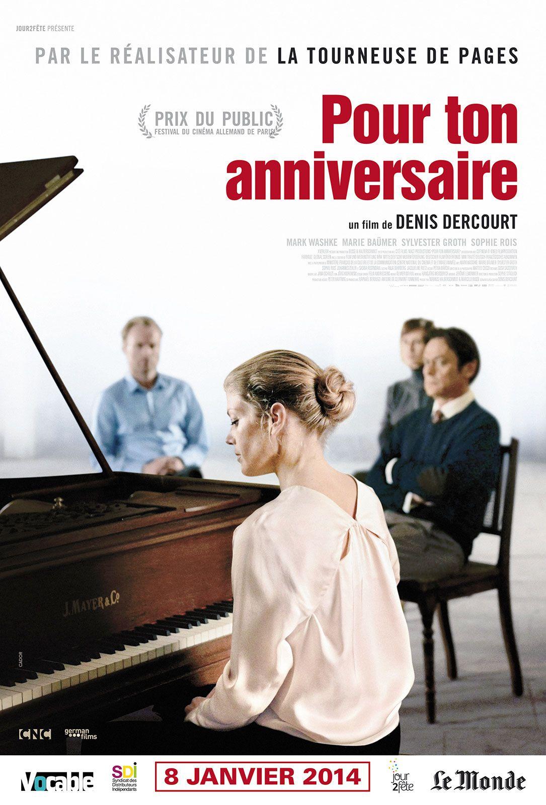 Pour ton anniversaire - Film (2013)