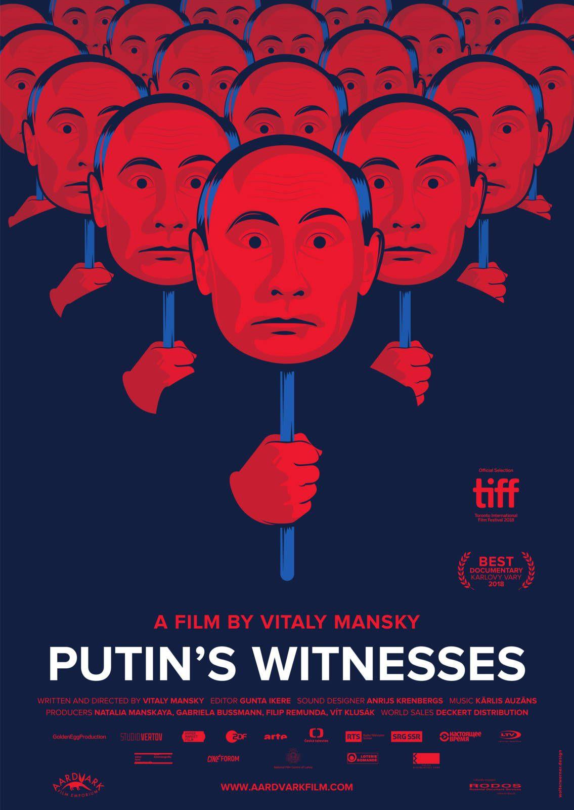 Poutine, l'irrésistible ascension - Documentaire (2018)