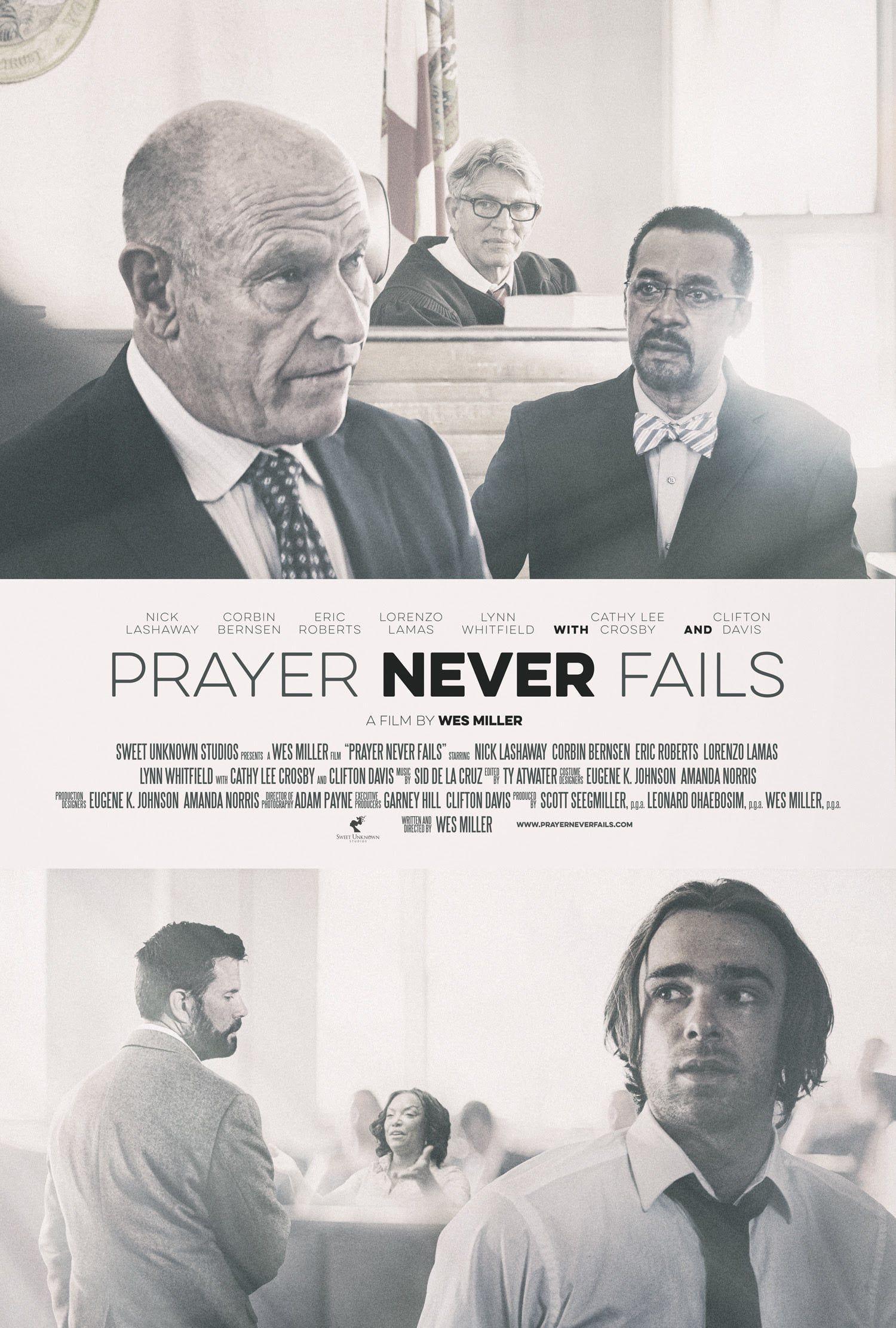 Prayer Never Fails - Film (2016)