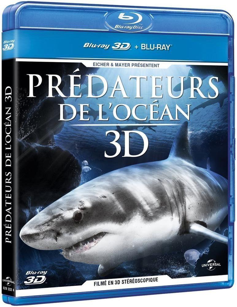 Prédateurs de l'océan 3D - Documentaire (2013)