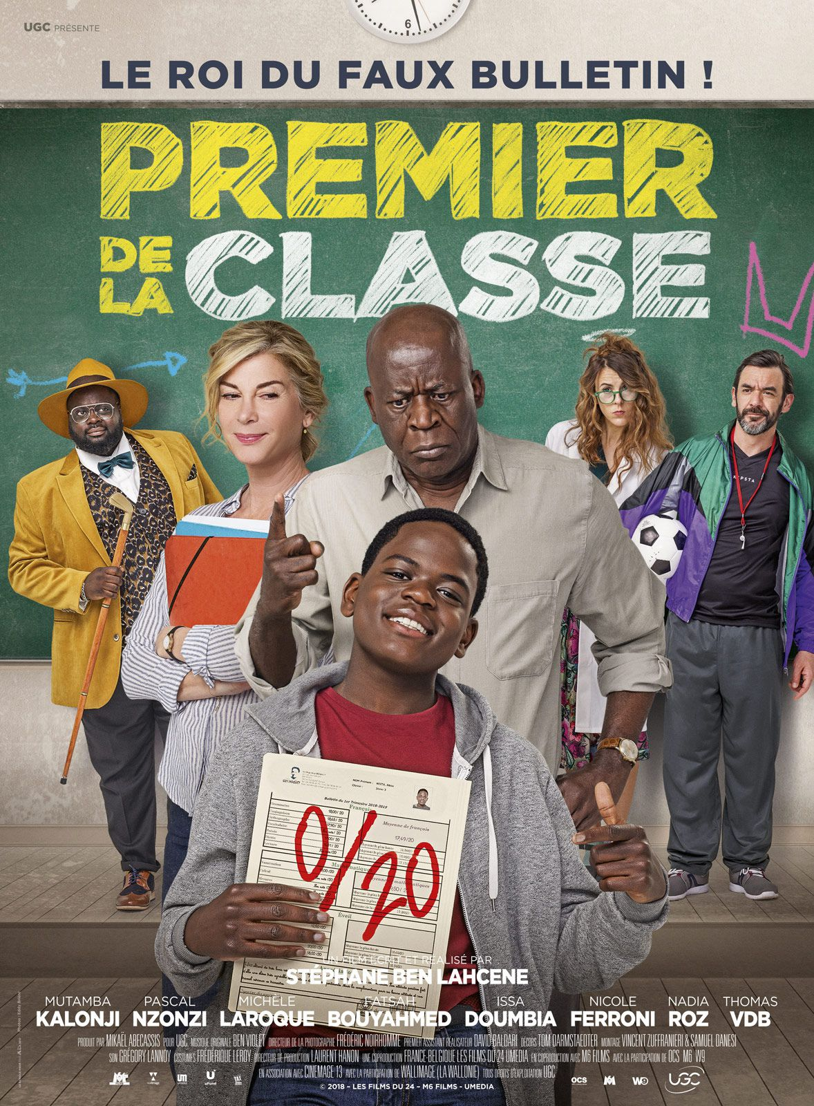 Premier de la classe - Film (2019)