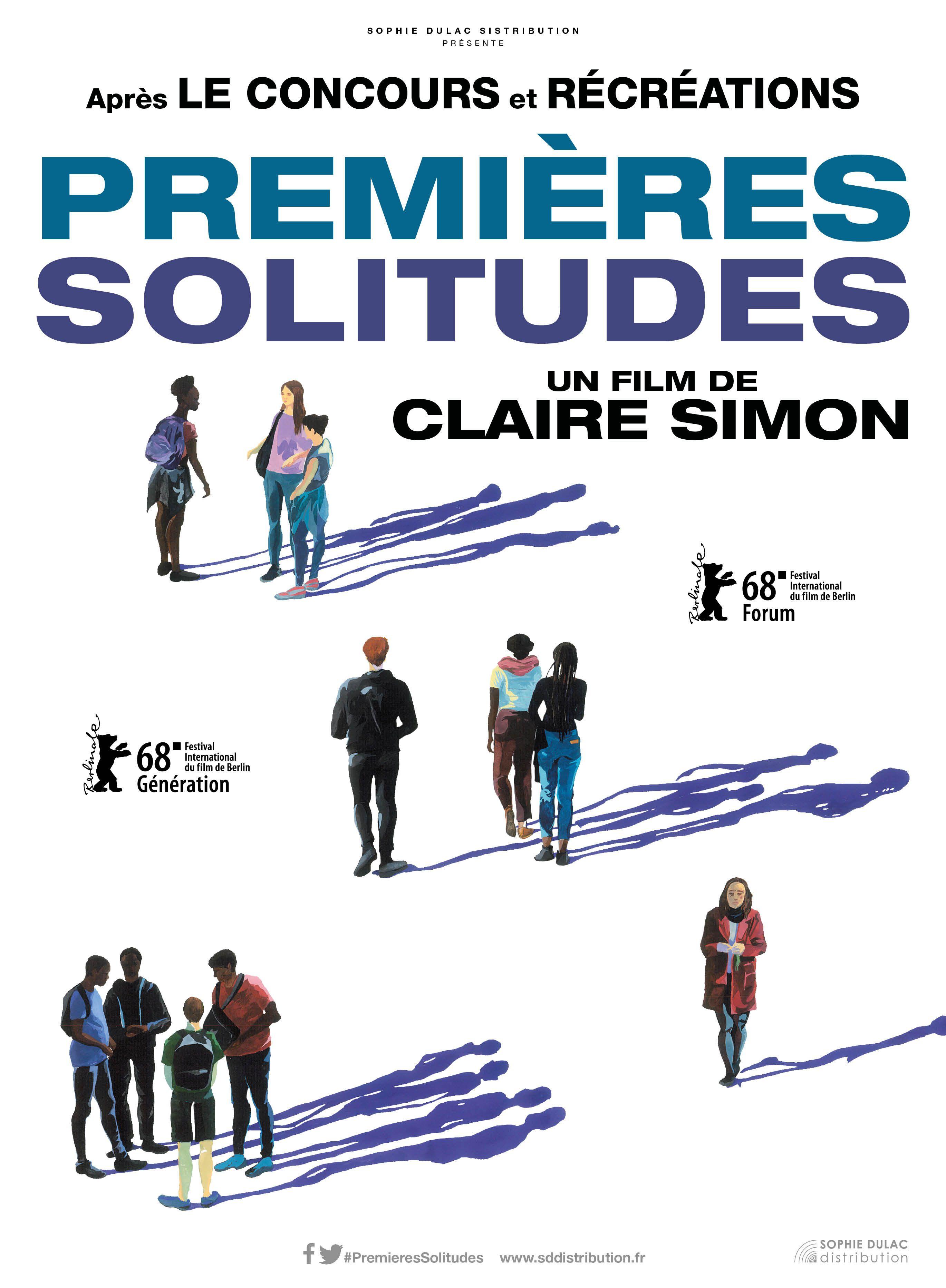 Premières solitudes - Documentaire (2018)