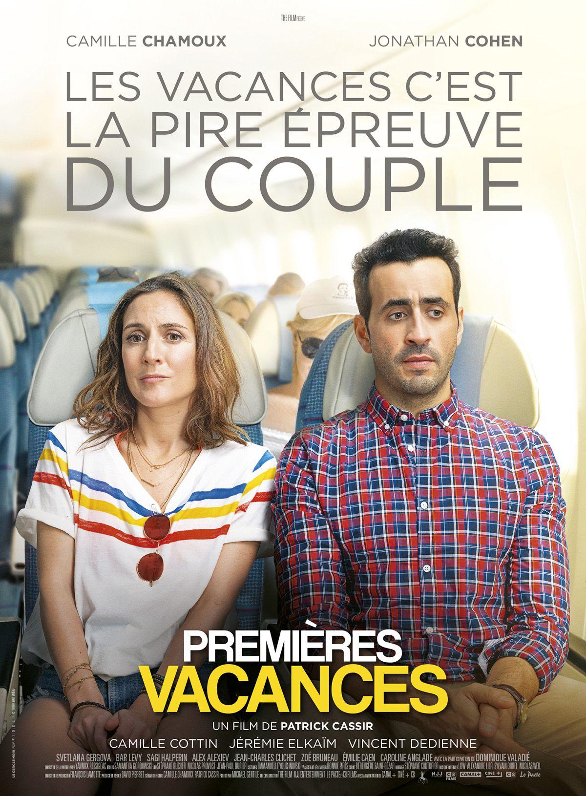 Premières vacances - Film (2019)