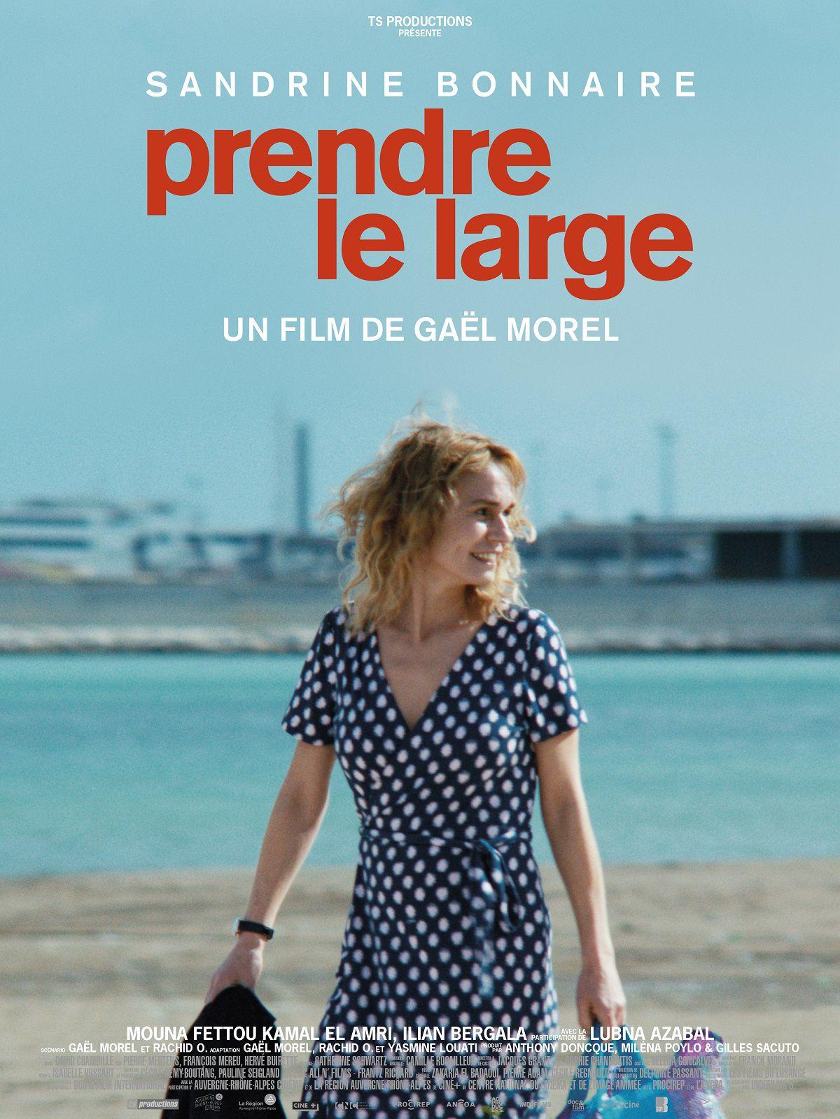 Prendre le large - Film (2017)