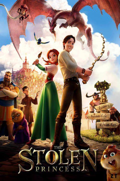 Princesse Mila et le sorcier au coeur de pierre - Film (2018)